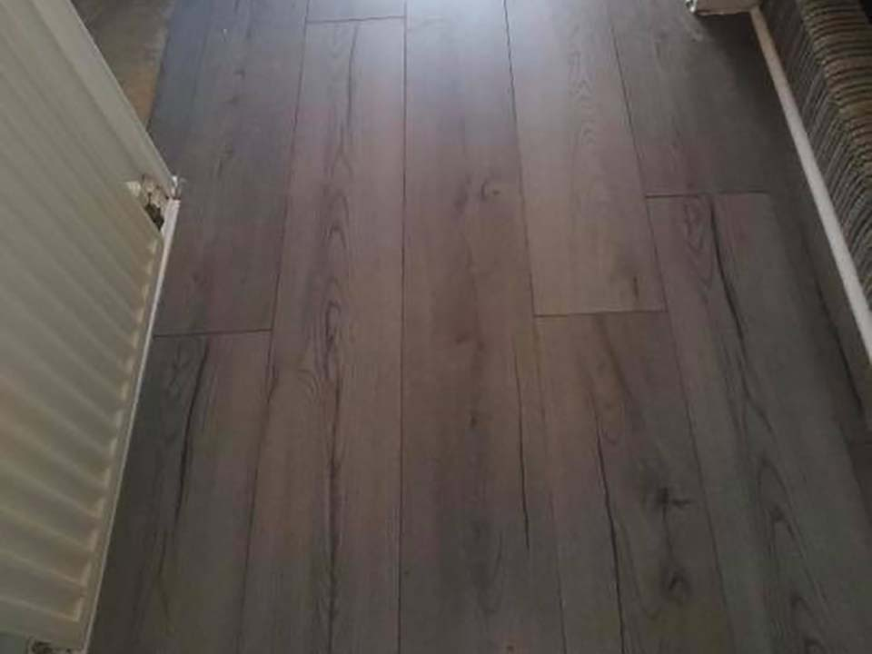Laminate and Vinyl Flooring Project in Hamilton